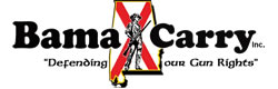 BamaCarry Inc. Retina Logo