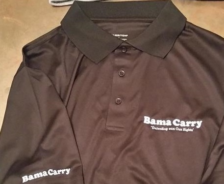 BamaCarry Men's Polo