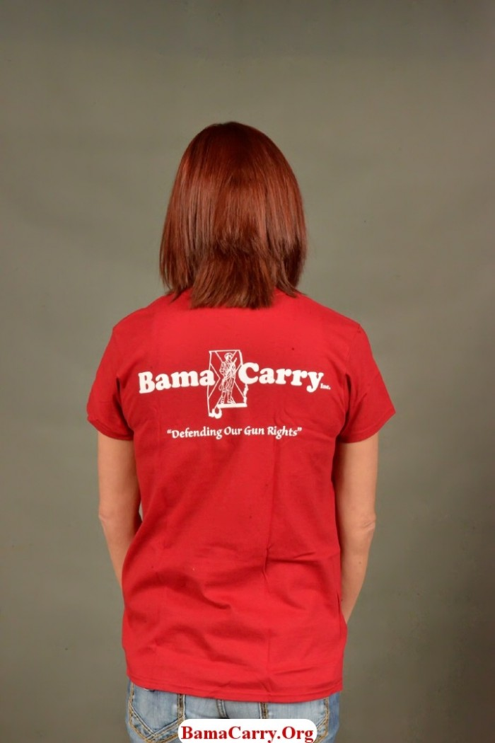 Limited Edition BamaCarry T-Shirts